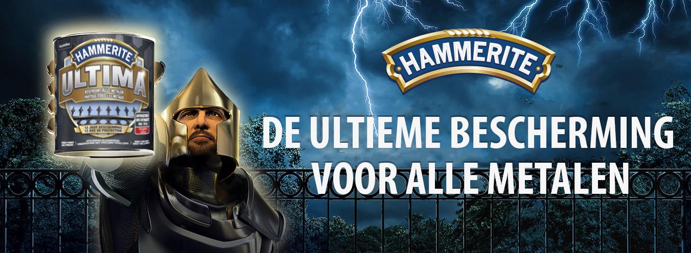 Hammerite Ultima metaallak